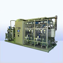Medical Water Production Systems